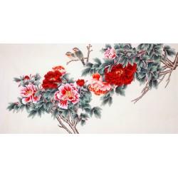 Chinese Peony Painting - CNAG010166