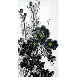 Chinese Peony Painting - CNAG010223