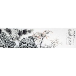 Chinese Aquarene Painting - CNAG010343