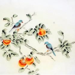 Chinese Plum Painting - CNAG010465