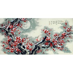 Chinese Plum Painting - CNAG010530