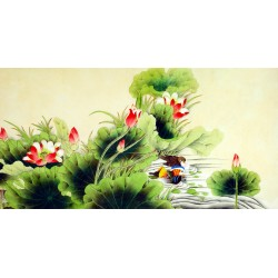 Chinese Plum Painting - CNAG010735