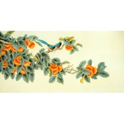Chinese Plum Painting - CNAG010763