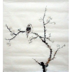 Chinese Flowers&Trees Painting - CNAG010853