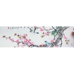 Chinese Flowers&Trees Painting - CNAG011364