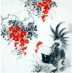 Chinese Flowers&Trees Painting - CNAG011703