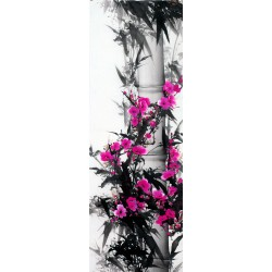 Chinese Ink Bamboo Painting - CNAG011955