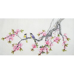 Chinese Flowers&Trees Painting - CNAG013492