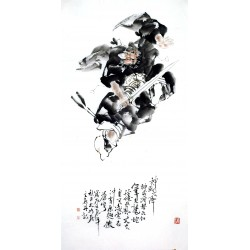 Chinese Figure Painting - CNAG014046