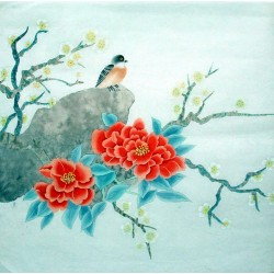 Chinese Plum Painting - CNAG014582