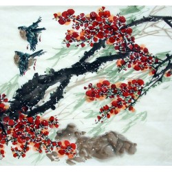 Chinese Grapes Painting - CNAG014675