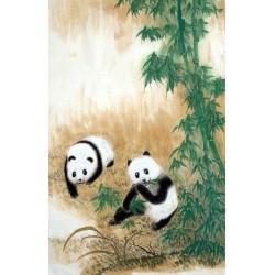Chinese Panda Painting - CNAG015006
