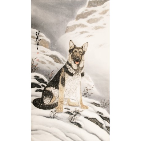 Wolf - CNAG002073