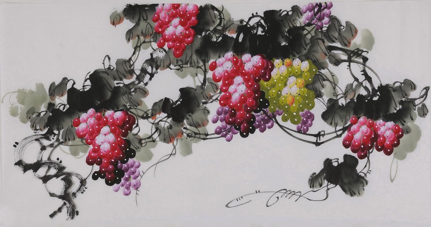 Grapes - CNAG003455