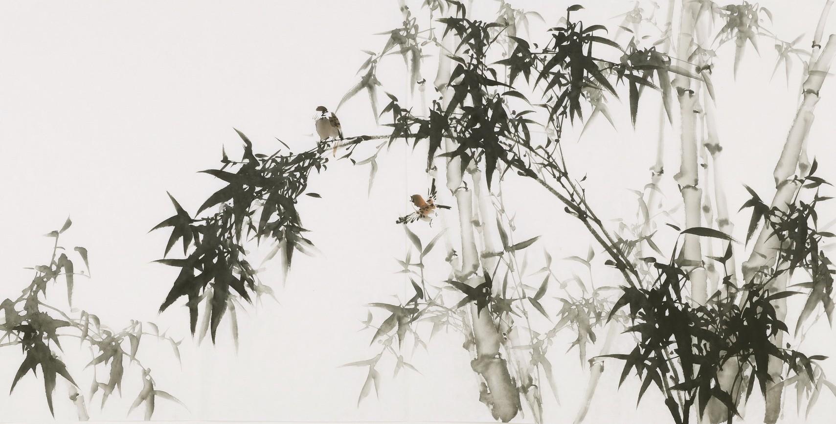 Ink Bamboo - CNAG003462
