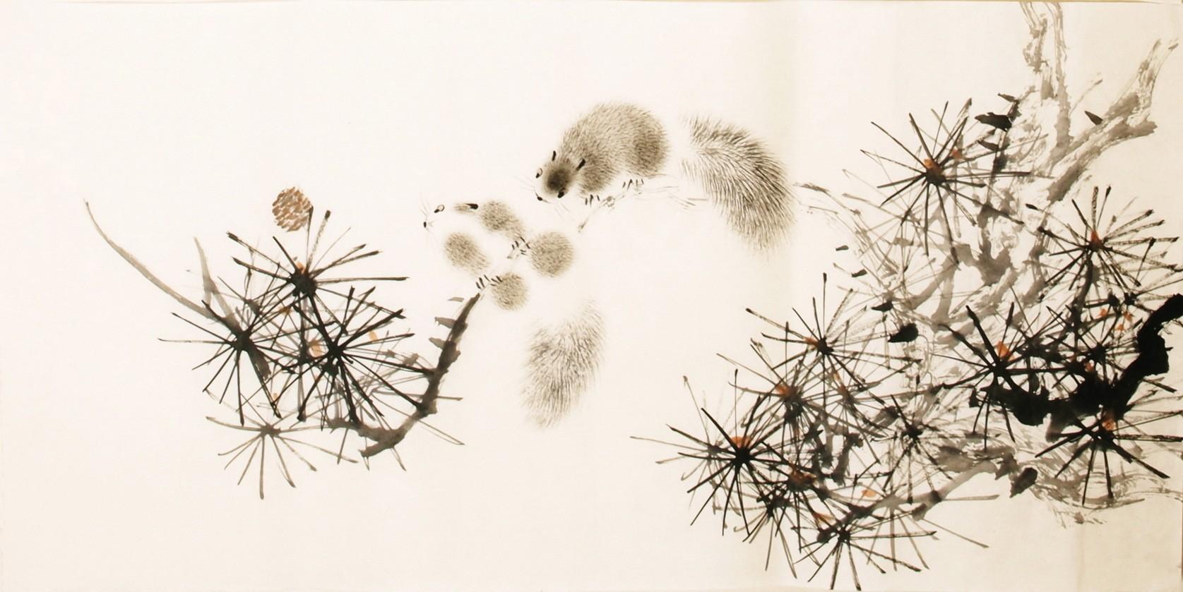 Squirrels - CNAG003544