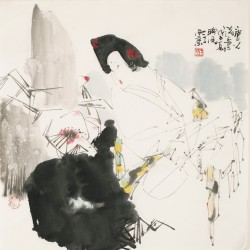 Gao Shi - CNAG005046