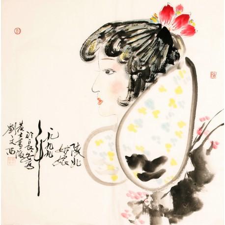 Traditional Girl - CNAG005067
