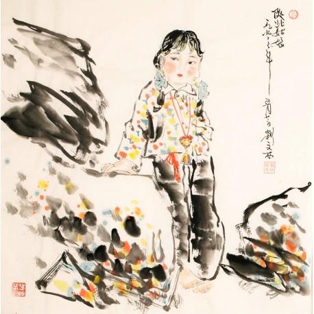 Traditional Girl - CNAG005085