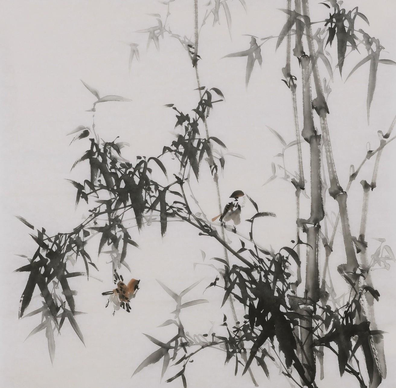 Ink Bamboo - CNAG005866