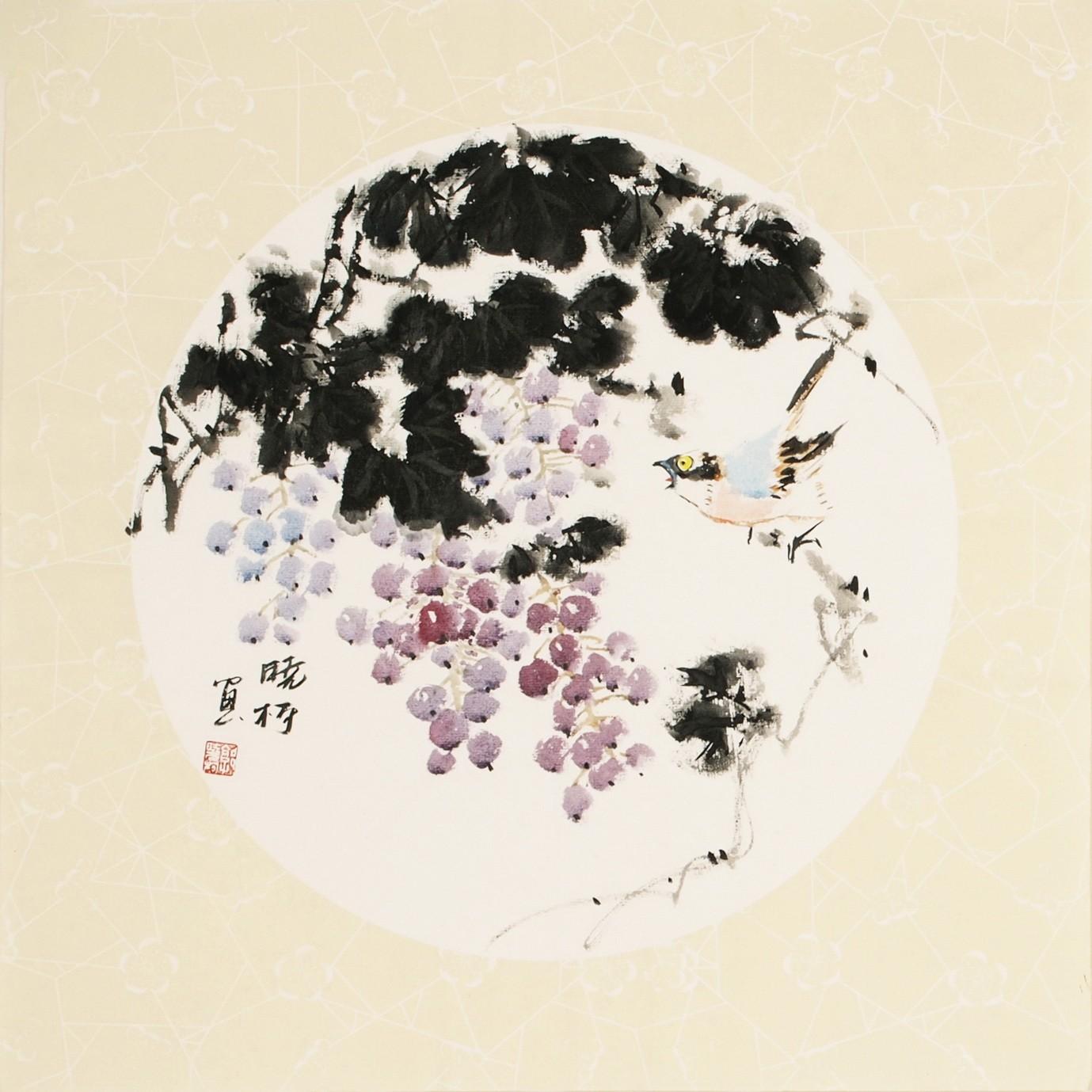 Grapes - CNAG006108