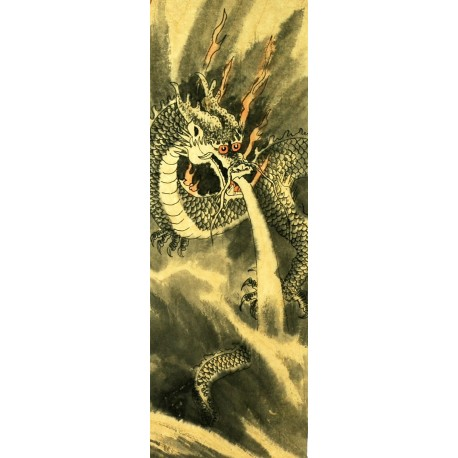 Chinese Dragon Painting - CNAG008223