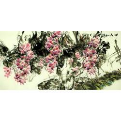 Chinese Grapes Painting - CNAG008265