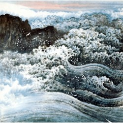 Chinese Sea Painting - CNAG008449