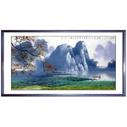 Chinese Landscape Painting - CNAG008540