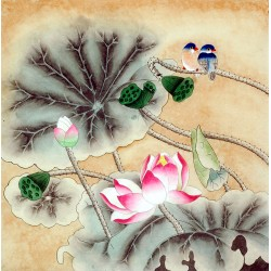 Chinese Plum Painting - CNAG008950