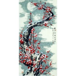 Chinese Plum Painting - CNAG009168