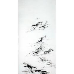 Chinese Shrimp Painting - CNAG009498
