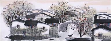 Jiangnan paintings